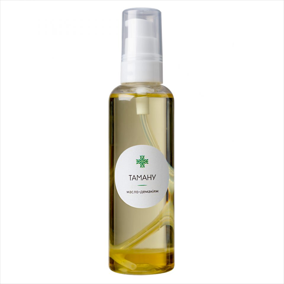 Очищающее масло-демакияж «Таману»